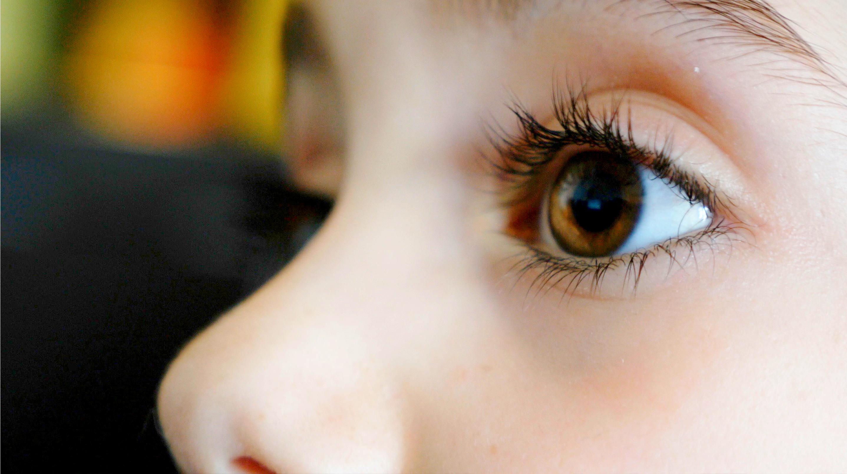 La mirada de Dulce